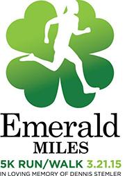 2015 Emerald Miles 5k Run / Walk